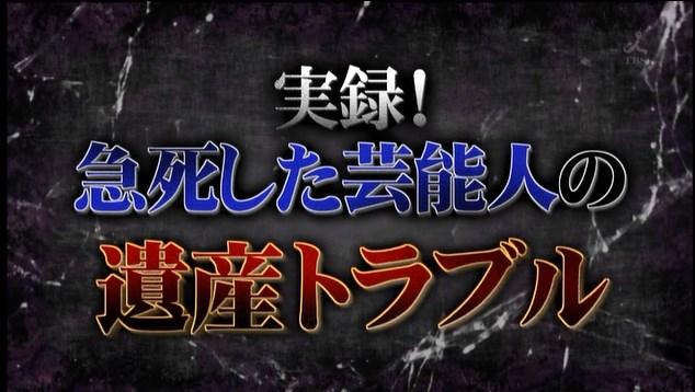 テレビ放映1